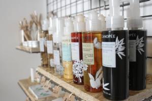 Coco et Nuts concept store vegan à Marseille savons