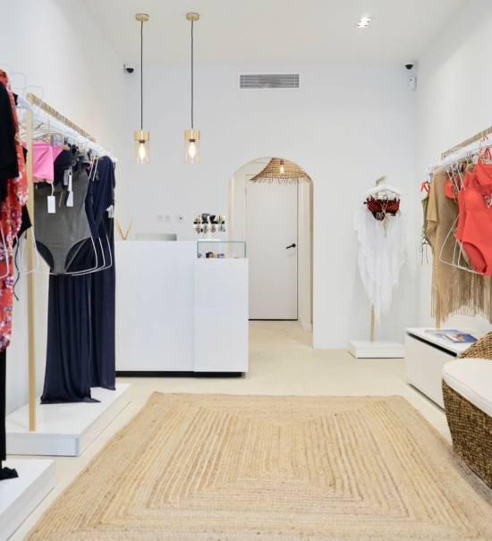 Beliza maillots de bain et beachwear à Marseille intérieur