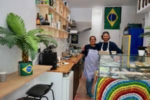Farofa cuisine brésilienne à Marseille Sandra et Gauthier