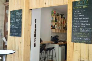 Farofa cuisine brésilienne à Marseille devanture