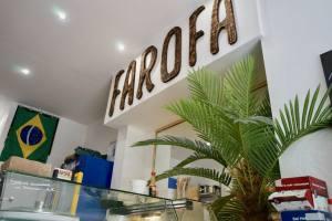 Farofa cuisine brésilienne à Marseille interieur