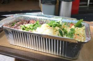 Farofa cuisine brésilienne à Marseille feijada