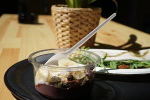 Farofa cuisine brésilienne à Marseille açaï bowl