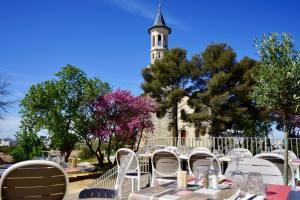Les Jardins Du Cloître cuisine bistronomique à Marseille Chapelle