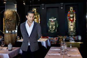 Pascal's Kitchen restaurant thaï et français à Marseille fondateur