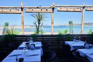 Pascal's Kitchen restaurant thaï et français à Marseille terrasse