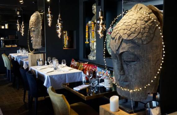 Pascal's Kitchen restaurant thaï et français à Marseille déco