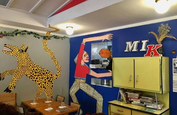 Mikala restaurant végétarien à Marseille décor