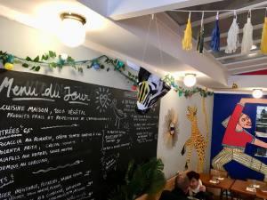Mikala restaurant végétarien à Marseille