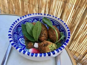 Mikala restaurant végétarien à Marseille falafels