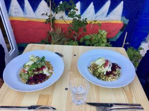 Mikala restaurant végétarien à Marseille plats