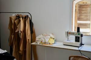 illa M, lieu de création mode à Marseille atelier