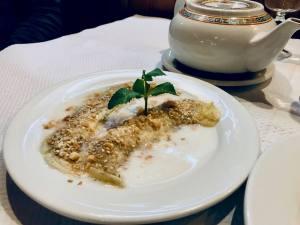 Apsara restaurant de cuisine cambodgienne à Marseille dessert