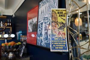 Le bar des amis, bar de bord de mer à Marseille musique