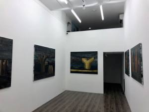Le Cabinet d'Ulysse, Galerie d'art contemporain à Marseille intérieur