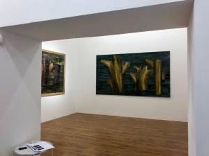 Le Cabinet d'Ulysse, Galerie d'art contemporain à Marseille salles
