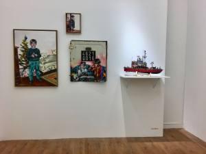 Le Cabinet d'Ulysse, Galerie d'art contemporain à Marseille exposition