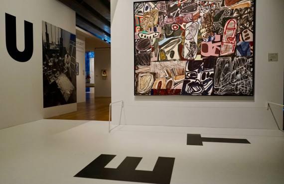 Un Barbare en Europe exposition de Jean Dubuffet au Mucem entrée
