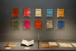 Un Barbare en Europe exposition de Jean Dubuffet au Mucem art brut