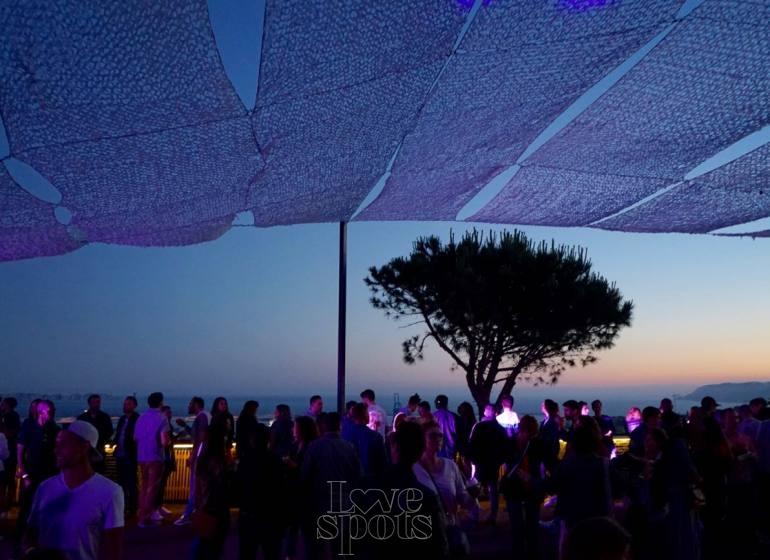 Le Baou, club de plein air à Marseille panorama
