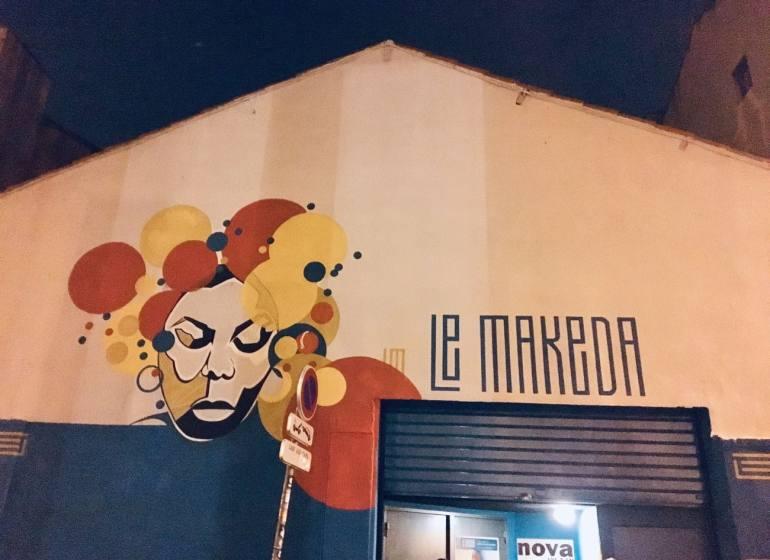 Makeda salle de concerts à Marseille d