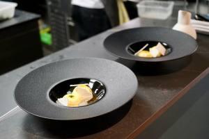 Signature, le restaurant de Coline Faulquier à Marseille assiettes