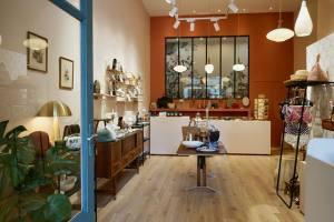 La Maison Virginie Monroe, boutique de bijoux, décoration et accessoires de mode à Marseille