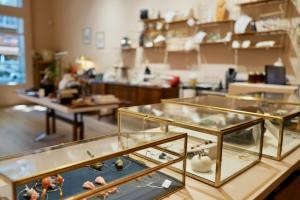 La Maison Virginie Monroe, boutique de bijoux, décoration et accessoires de mode à Marseille boutique