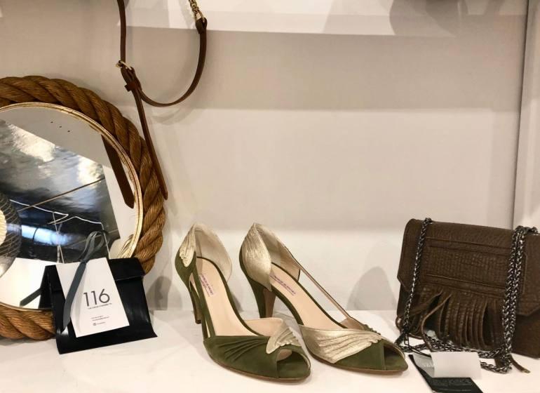 116 rue Sainte, concept store mode, déco et beauté à Marseille (display)