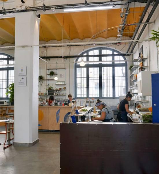 Parchita, cuisine venezuelienne chez Coco Velten à Marseille (salle)
