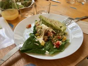 Parchita, cuisine venezuelienne chez Coco Velten à Marseille (specialité)