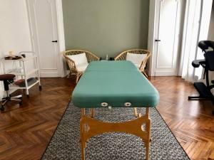 Inspire, wellness centre in Marseille - massages