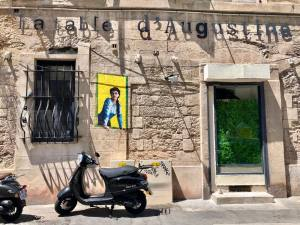 La Table d'Augustine, provencal cooking Marseille (exterior)