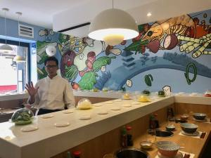 Shabu Shabu, restaurant japonais à Marseille (chef)