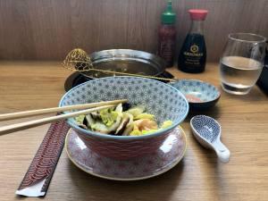 Shabu Shabu, Japanese restaurant in Marseille (dish)