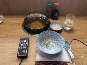 Shabu Shabu, Japanese restaurant in Marseille (steam cooking)