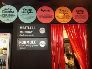 Flower Burger, burgeurs vegan à Marseille