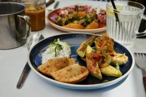 Club Riviera, mediterranean cooking in Marseille (Mezze)