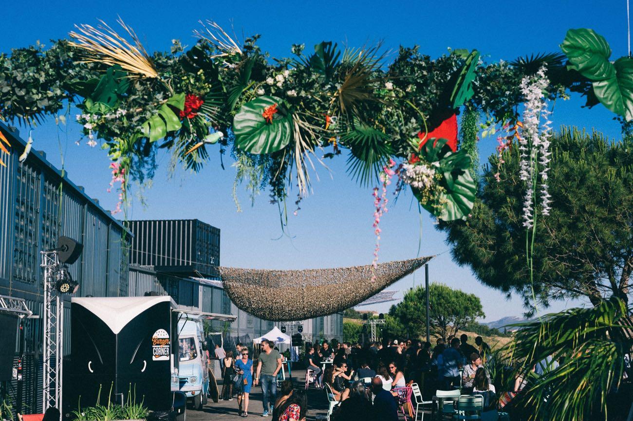 Organisateurs de soirées - Les Jardins Suspendus - Love Spots