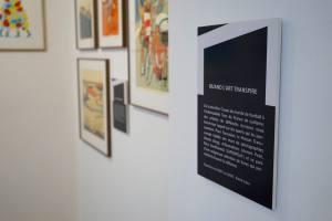 Maison Transversale, galerie, boutique et librairie autour du sport à Marseille (expo)