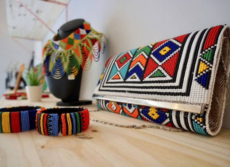 Atelier Kitoko, concept-store afro à Marseille (pochettes)