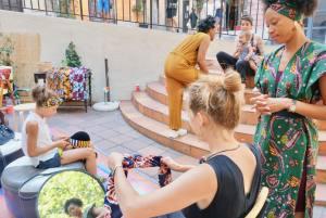 Atelier Kitoko, concept-store afro à Marseille (coiffes)