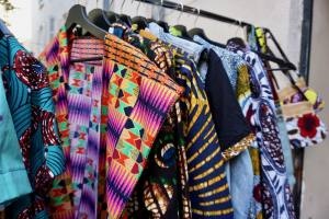 Atelier Kitoko, African concept store in Marseille (clothes)