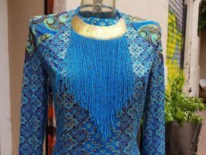 Atelier Kitoko, concept-store afro à Marseille (robe)