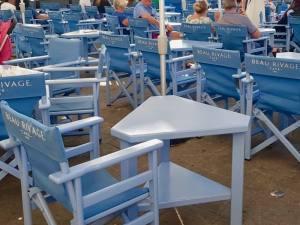 Beau Rivage, café, bar et Restaurant sur le Vieux Port à Marseille (terrasse)