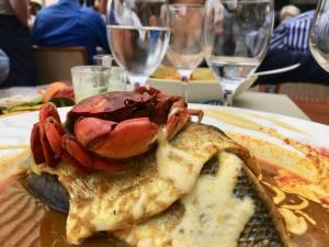 Le Grand bar des Goudes, restaurant de poissons à Marseille (favouille)