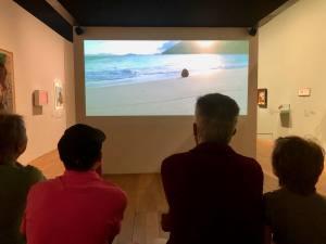 Le temps de l'île, exposition au Mucem à Marseille (projection))