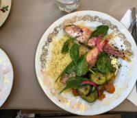 Romy - brasserie - Marseille - dish