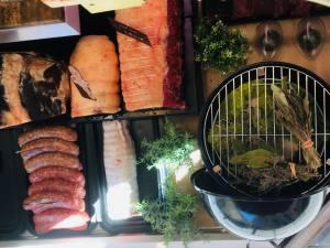 Boucherie Fontage, artisanal butcher (meats)