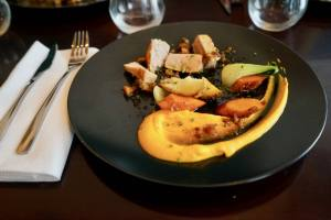 L'Orphéon, bistrot cuisine in Marseille (a dish)